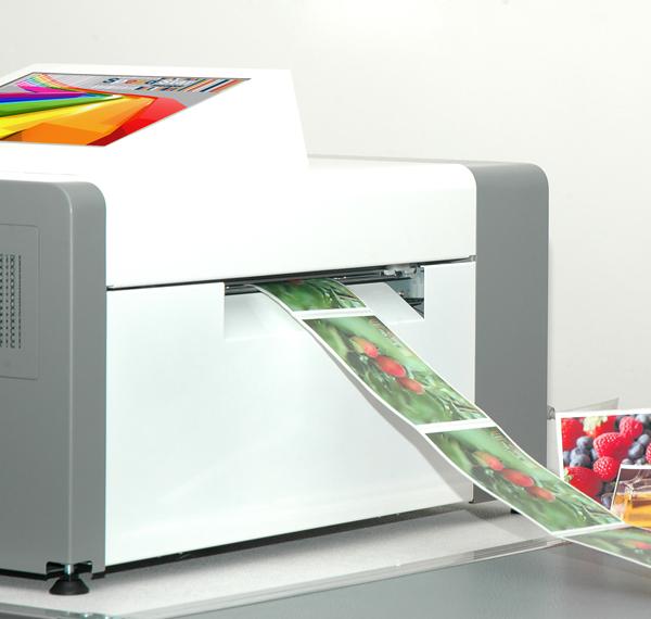 Farbetikettendrucker speedstar 3000