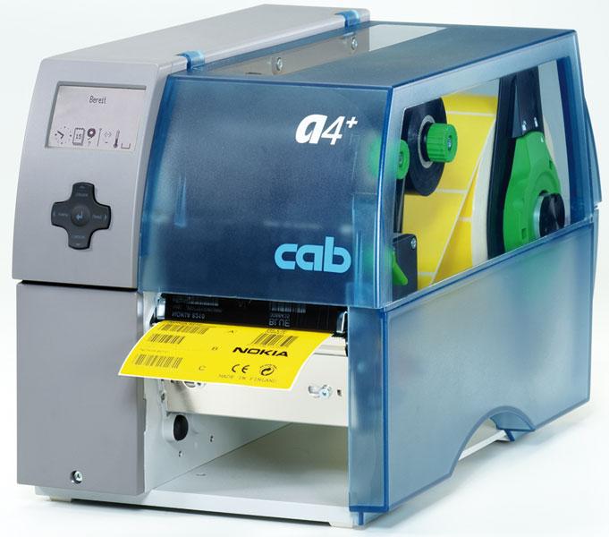 Etikettendrucker A4+