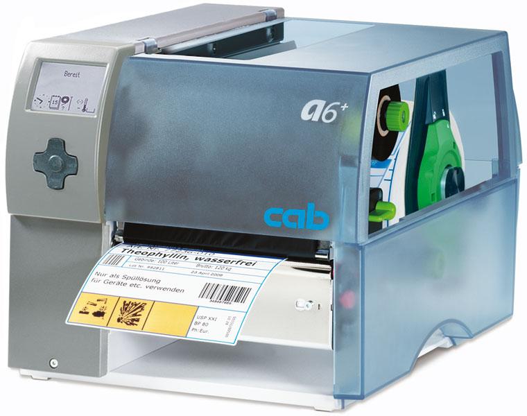 Etikettendrucker A6+