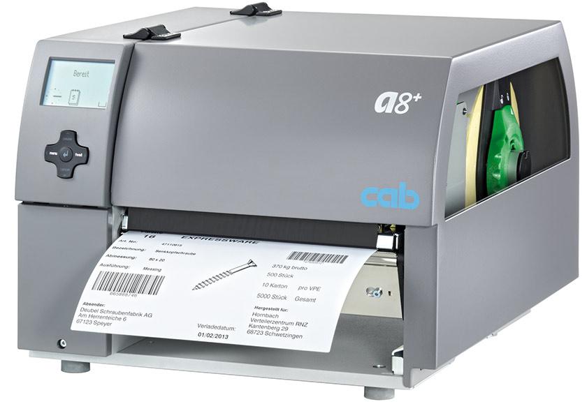 Etikettendrucker A8+