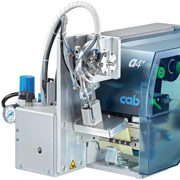 Spendeapplikator A3200 für Etikettendrucker A+ Serie