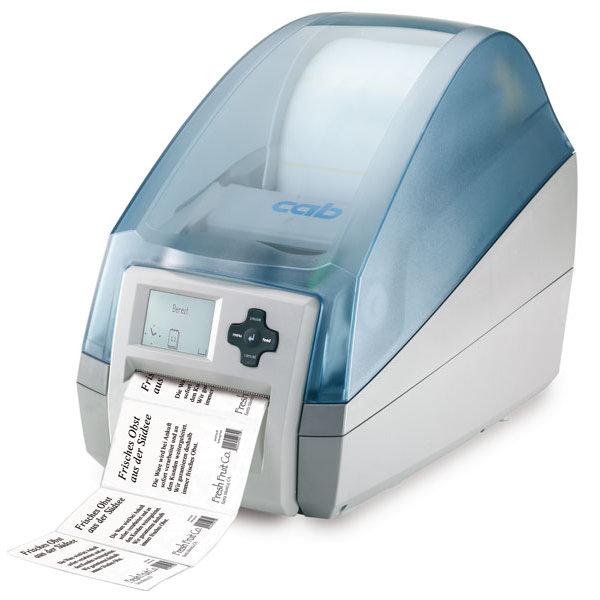 Etikettendrucker der MACH4 Serie