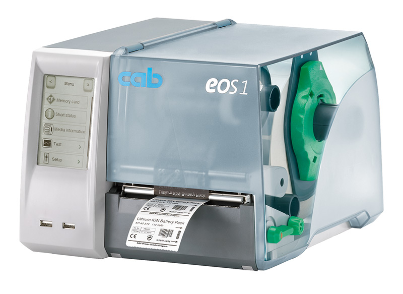 Etikettendrucker EOS-Serie