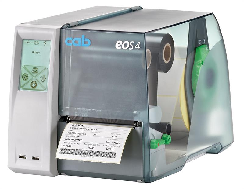 Etikettendrucker EOS4