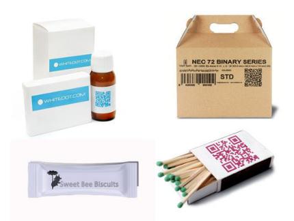 Beschriftung bzw. Kennzeichnung von Außenverpackungen