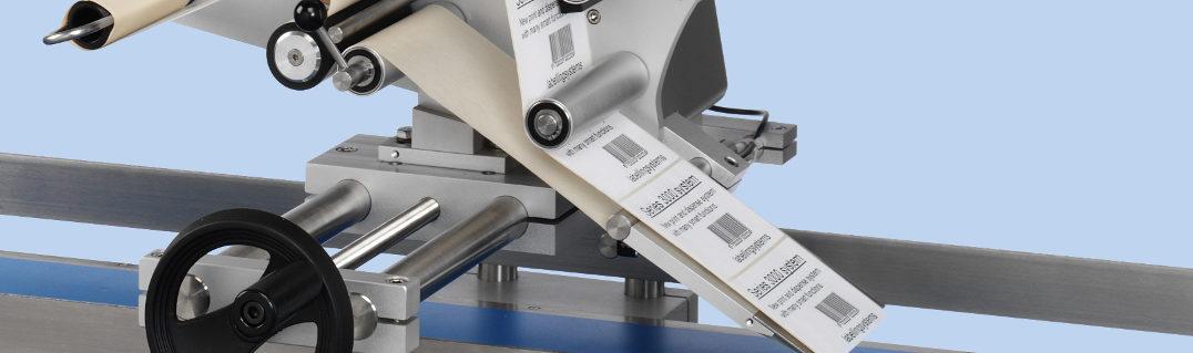 Etikettenspendesystem, Etikettendruckspender