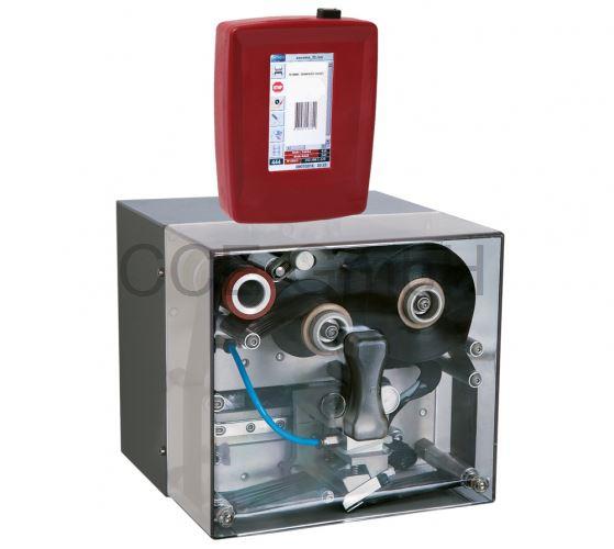 Thermotransferdirektdruckwerk 32mm Druckbreite, 50mm Drucklänge, getaktet
